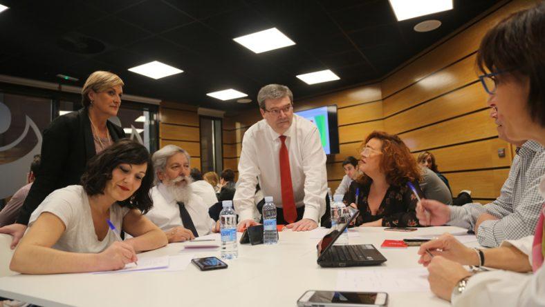 La candidatura de EAJ-PNV para el Ayuntamiento de Bilbao se reúne para elaborar el proyecto que presentará a la ciudadanía para el periodo 2019-2023