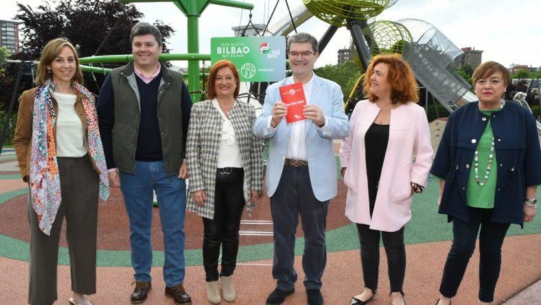 EL GRAN PROYECTO PARA BILBAO DE JUAN MARI ABURTO SON LAS PERSONAS, SU CALIDAD DE VIDA Y BIENESTAR