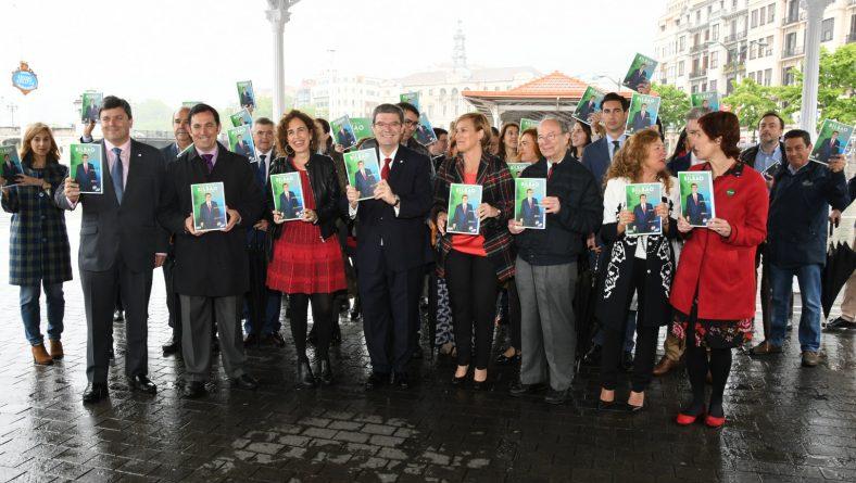 UN GRAN EQUIPO Y RIGOR EN LA GESTIÓN SON LAS CLAVES DE JUAN MARI ABURTO PARA LA CONSTRUCCIÓN DEL BILBAO DEL FUTURO
